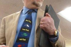 Mark West, Ph.D., English, UNC Charlotte (Seminar Leader)